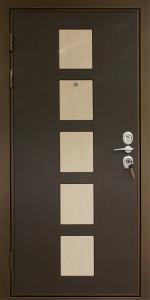 Готовая дверь ГД45 вид внутри