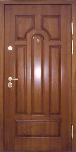 Бронированная дверь Б29 вид снаружи