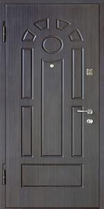 Входная дверь КВ78 вид внутри