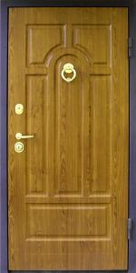 Входная дверь КВ169 вид снаружи