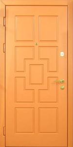 Усиленная дверь У62 вид внутри