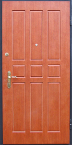 Усиленная дверь У62 вид снаружи