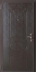 Тамбурная дверь Т103 вид внутри