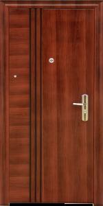 Тамбурная дверь Т113 вид внутри