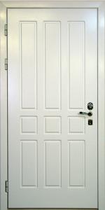 Бронированная дверь Б14 вид внутри