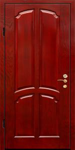 Входная дверь КВ117 вид внутри