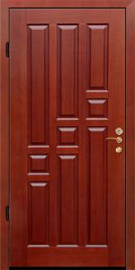 Входная дверь КВ168 вид внутри
