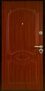 Входная дверь ТР134 вид внутри