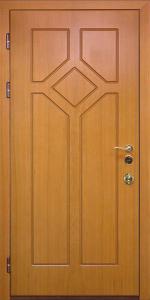 Входная дверь КВ147 вид внутри