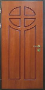 Входная дверь ТР135 вид внутри