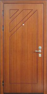 Усиленная дверь У63 вид внутри