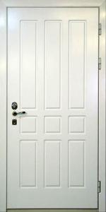 Усиленная дверь У63 вид снаружи
