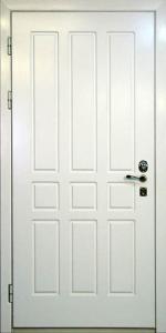 Бронированная дверь Б15 вид внутри