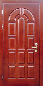 Бронированная дверь Б29 вид внутри
