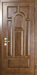 Входная дверь КВ167 вид снаружи