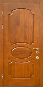 Входная дверь ТР120 вид внутри