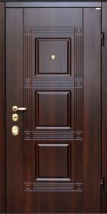 Входная дверь М2 вид снаружи