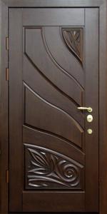 Тамбурная дверь Т114 вид внутри