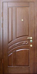 Входная дверь КВ86 вид внутри