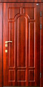 Входная дверь ТР137 вид снаружи