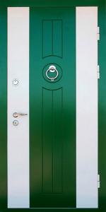 Входная дверь ТР33 вид снаружи