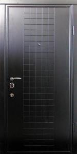 Готовая дверь ГД34 вид снаружи