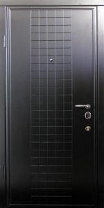 Глухая противопожарная дверь ДМП 01 №22 вид внутри