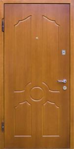 Готовая дверь ГД39 вид внутри