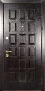 Входная дверь КВ166 вид снаружи