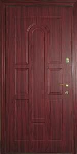 Тамбурная дверь Т115 вид внутри