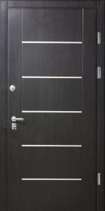 Входная дверь КВ60 вид снаружи