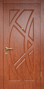 Входная дверь КВ165 вид снаружи