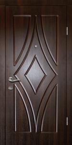 Входная дверь ТР36 вид снаружи