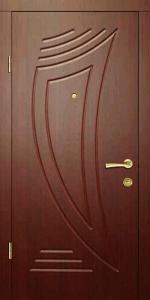Входная дверь КВ165 вид внутри