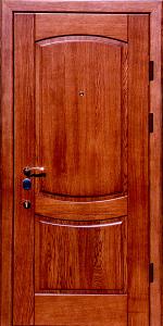 Усиленная дверь У65 вид снаружи
