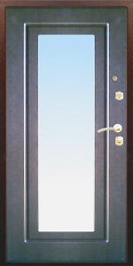 Входная дверь КВ60 вид внутри