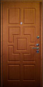 Входная дверь КВ103 вид внутри