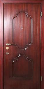 Входная дверь ТР40 вид снаружи