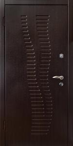 Входная дверь ТР40 вид внутри