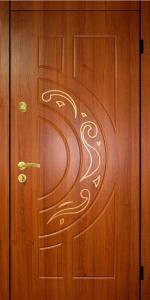 Входная дверь ТР42 вид снаружи