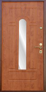 Входная дверь КВ129 вид внутри