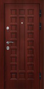 Входная дверь КВ88 вид снаружи