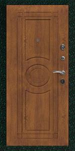 Готовая дверь ГД7 вид внутри