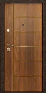 Готовая дверь ГД7 вид снаружи