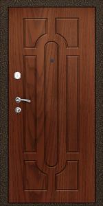Входная дверь М20 вид снаружи