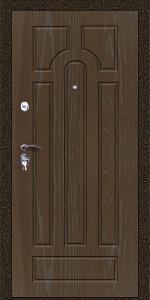 Входная дверь КВ211 вид снаружи
