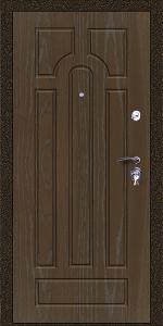 Готовая дверь ГД13 вид внутри
