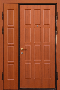 Тамбурная дверь Т109 вид снаружи
