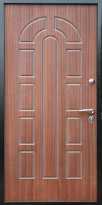 Бронированная дверь Б69 вид внутри