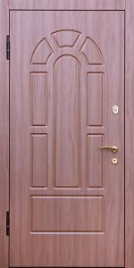 Входная дверь КВ120 вид внутри